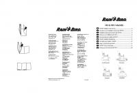Rainbird HV Valve Manual