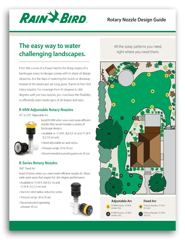 Rainbird RVAN Brochure 1