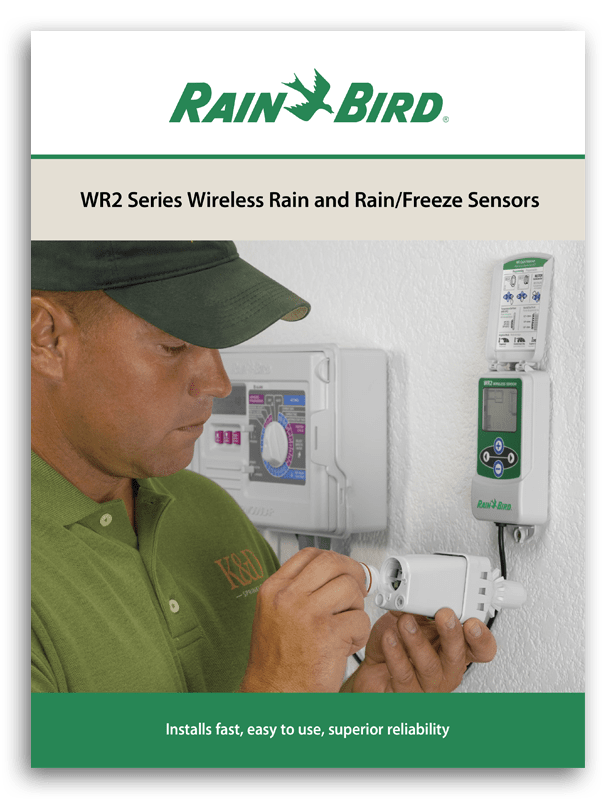 Rainbird wireless bro