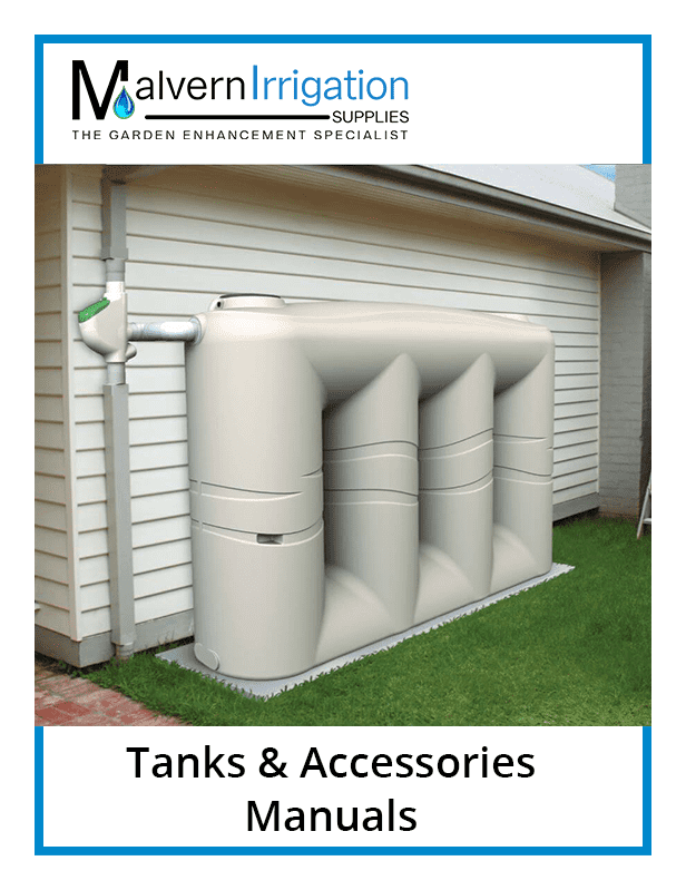 Tanks and Accessories Manuals