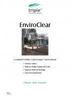 Triple 7 Enviroclear Application Sheet