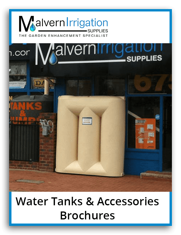 Water Tanks and Accessories Brochures