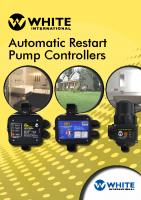 White Pressure Control Brochure