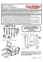 Earthway 2170 Manual