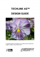 Netafim Drip Design Guide
