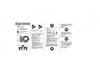 Orbit 4 Yard Watering Kit Manual