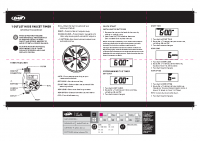 Orbit Single Station Timer Manual