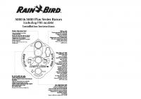 Rainbird 5000 Manual