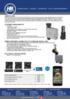 Orbit Bhyve Tap Timer Brochure