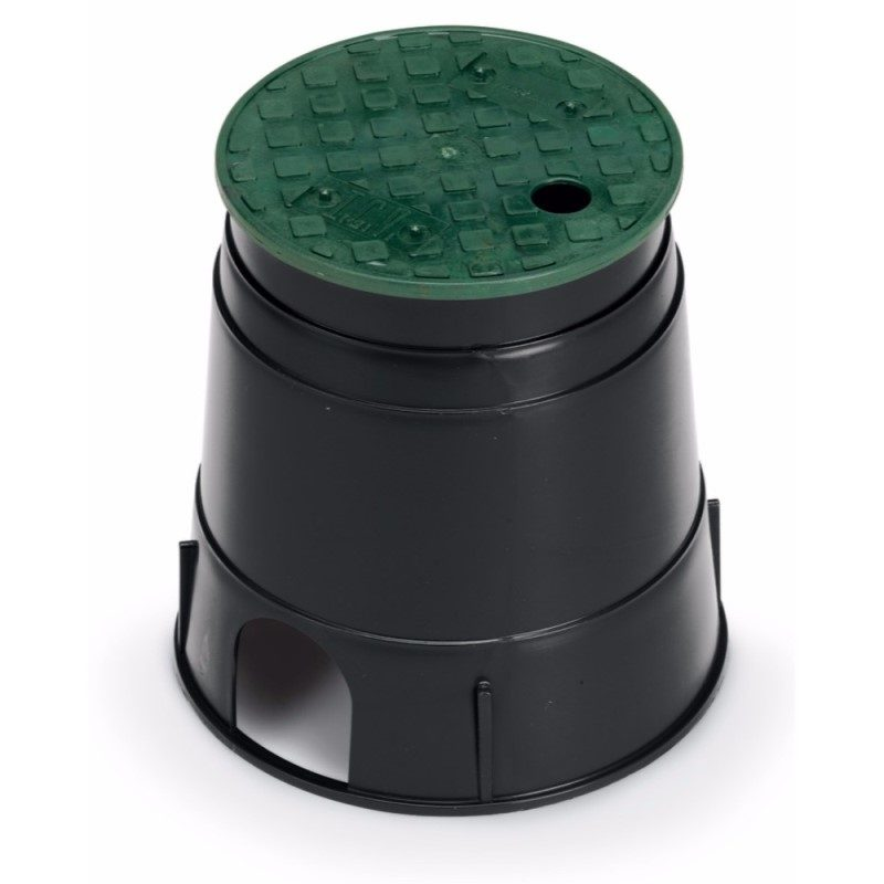 PVB6RND Green Lid