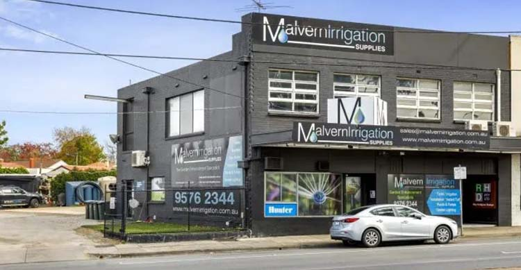 Malvern Irrigation Shop