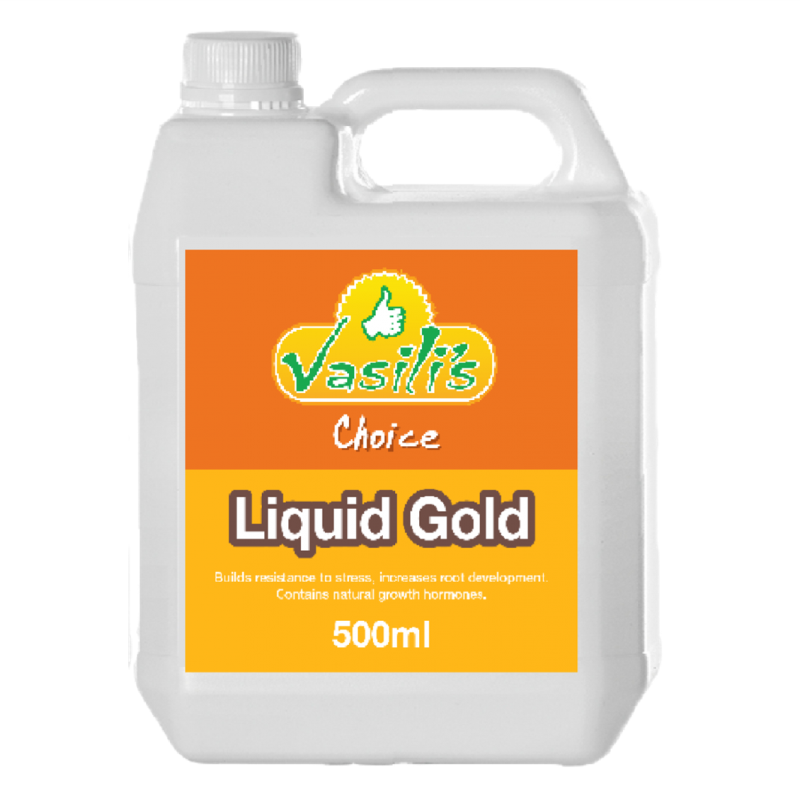 Vasilis Choice Liquid Gold