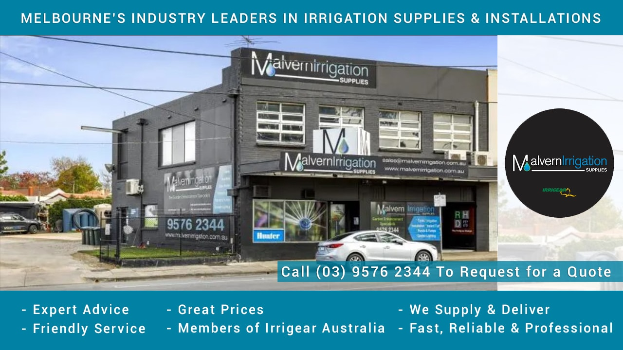 malvern irrigation