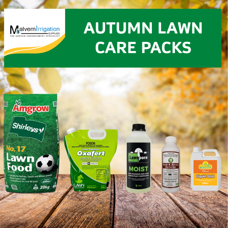 Autumn Lawn Care Packs
